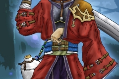 Auron Final Fantasy X