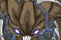 Unfinished Phoenix Inferno Comic Page 1