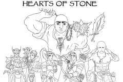 DnD-Hearts-of-Stone-Campaign-Drawing